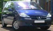 Peugeot 807 2.2 petrol Executive