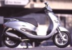 Yamaha Teos 125