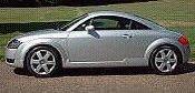 Audi TT Quattro 1.8 (180bhp)