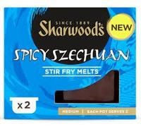 Sharwoods Spicy Szechuan Stir Fry Melts