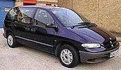 Chrysler Voyager Base 2.5 TD