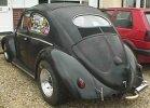 Volkswagen Beetle Oval