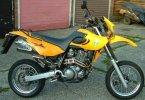 MZ Baghira Street Moto