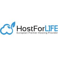 HostForLife - www.hostforlife.eu