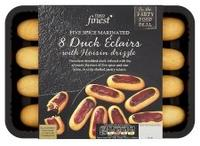 Tesco Finest 8 Duck Eclairs With Hoisin Dip