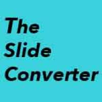 The Slide Converter - www.theslideconverter.co.uk