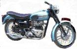 Triumph Tiger 110 649 cc