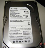 Seagate Barracuda 7200rpm 160GB