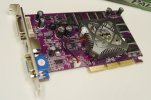 XFX Nvidia GeForce FX5600 XT Graphic Card