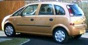 Vauxhall Meriva Enjoy 1.6 16v