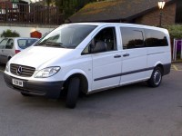 Mercedes Benz VITO 111CDI LWB Extra Long
