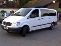 Mercedes Benz VITO 111CDI LWB Extra Long