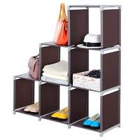 3-tier Storage Cube By Songmics