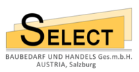 SELECT Baubedarf GmbH - www.selectbaubedarf.com