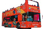 Edinburgh City Sightseeing, Open Top Bus Tour
