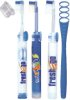 Fresh & Go 2 in 1 Toothbrush