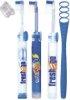 Fresh & Go 2 in 1 Toothbrush