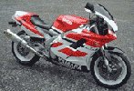 Yamaha FZR1000 EXUP RU 1000