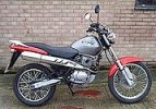 Honda CLR125 City Fly