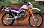 Yamaha XT225 Serow 225