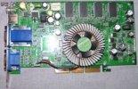 Medion ATI Radeon 9600 XT Graphic Card