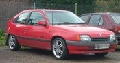 Vauxhall Astra Mk2 1.3S Merit