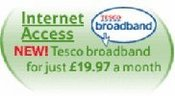 Tesco Broadband www.tesco.com