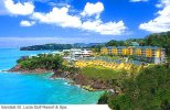 St. Lucia,  Sandals St. Lucia Golf Resort & Spa