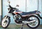 Honda CB125 TDE