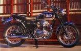Kawasaki W650 650cc