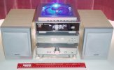 Hitachi AX-M68D Hi-Fi Component System