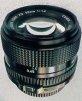Canon FD 50mm/1.4