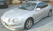 Toyota GT Coupe Twin Cam RWD 2.0 Celica engine