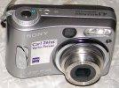 Sony CyberShot DSC-S60