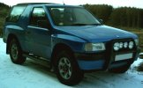 Vauxhall Frontera 2.5 TDS