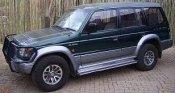 Mitsubishi Pajero GLS 3.0