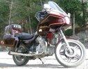 Honda GL500 Silverwing Interstate
