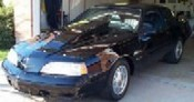 Ford T-Bird Turbo Coupe