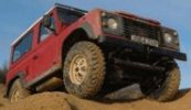 Land Rover Defender 90 Station Wagon County