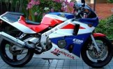Honda CBR400RR 400CC