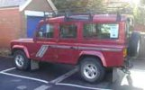 Land Rover Defender 110 Station Wagon County