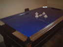Rhino Play Air-powered 7.5 ft Hockey Table