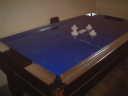 Rhino Play Air-powered 7.5 ft Hockey Table