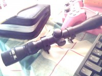 Daisy Powerline 3-9x32 airgun scope