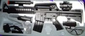 Double Eagle Electronic M83 Full Size Airsoft Rifle
