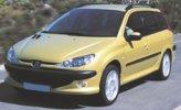 Peugeot 206 2.0 HDi 90