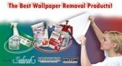 Simple Strip - 3 Step Wallpaper Removal System