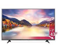 LG 43 UHD 4K TV