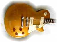 Epiphone '56 Gold Top P90
