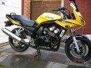Yamaha FZS600 Fazer 600